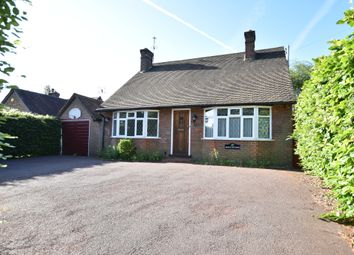 Thumbnail 4 bed bungalow for sale in Amersham Road, Little Chalfont, Amersham