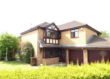 Thumbnail 5 bed detached house for sale in Somerset Park, Fulwood, Preston
