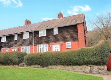 Thumbnail 3 bed end terrace house for sale in Oakfield Road, Wollescote