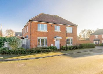 Thumbnail 4 bed detached house for sale in Butterfield Court, Milton Ernest, Bedford, Bedfordshire