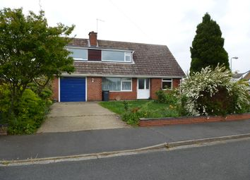 Thumbnail 3 bed detached bungalow to rent in St. Denys Avenue, Sleaford
