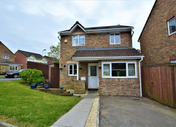 Thumbnail 3 bed detached house for sale in Clos Y Coed, Church Village, Pontypridd