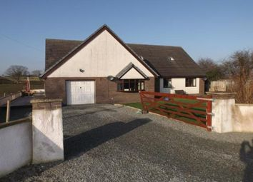 Thumbnail 4 bed bungalow for sale in Rhostrehwfa, Llangefni, Anglesey