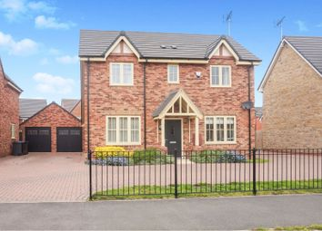 Thumbnail 4 bed detached house for sale in Home Farm Drive, Boughton