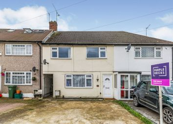 Thumbnail 3 bed terraced house for sale in Huntingdon Gardens, Worcester Park