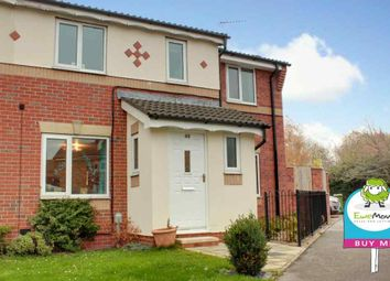 Thumbnail 4 bed semi-detached house for sale in Bielby Drive, Beverley