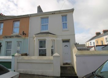 Thumbnail 2 bed end terrace house for sale in Beech Avenue, Cattedown