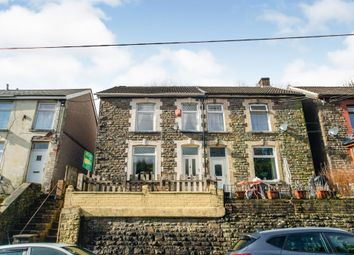3 bed semi-detached house for sale in Graig Road, Ynyshir, Porth CF39
