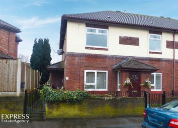 Thumbnail 2 bedroom flat for sale in Brunton Road, Stockport, Cheshire