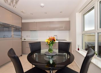 Thumbnail 2 bed flat for sale in Springhead Parkway, Gravesend, Kent
