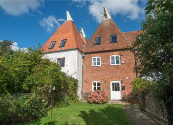 Thumbnail 4 bedroom terraced house to rent in Hoppers Oast, Hatch Lane, Chartham