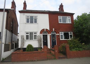 Thumbnail 3 bed semi-detached house for sale in Runcorn Road, Barnton, Northwich