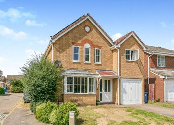 Thumbnail 4 bedroom detached house for sale in Jordayn Rise, Hadleigh, Ipswich