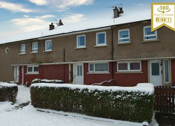 Thumbnail 3 bed terraced house for sale in Glencairn Road, Paisley