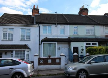Thumbnail 2 bed terraced house for sale in Alexandra Road, Aldershot