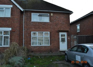 3 bed semi-detached house to rent in Lord Street, Walsall WS1