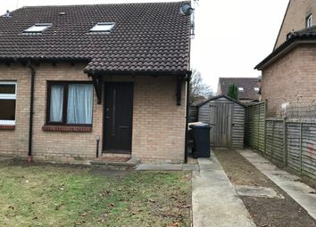 Thumbnail 1 bed terraced house to rent in Van Dyck Close, Basingstoke