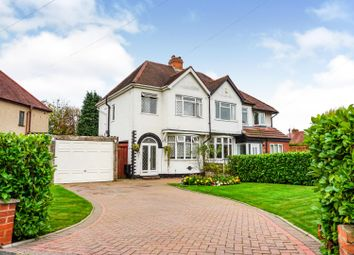 3 bed semi-detached house for sale in Blackburn Avenue, Claregate, Wolverhampton WV6