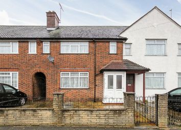 Thumbnail 3 bed terraced house for sale in Leighton Street, Croydon
