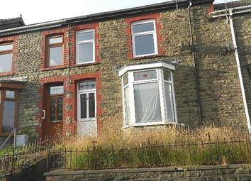 Thumbnail 4 bed terraced house for sale in Church Street, Caerau, Maesteg