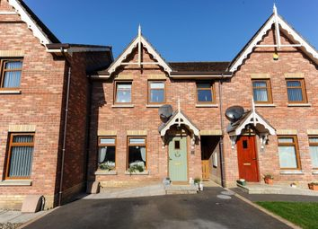 Thumbnail 3 bed terraced house for sale in River Hill Drive, Newtownards