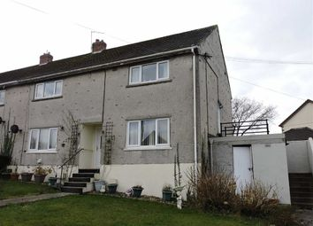 Thumbnail 2 bed flat for sale in Brynmeurig, Tregynwr, Carmarthen