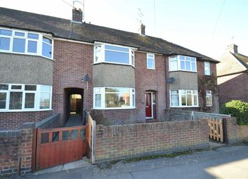 Thumbnail 3 bed terraced house for sale in Valley Road, Newbury, Berkshire