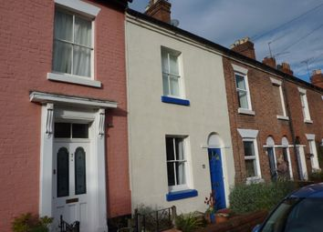 Thumbnail 3 bed terraced house to rent in Benyon Street, Shrewsbury