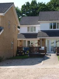 Thumbnail 2 bed semi-detached house for sale in Fern Cottage, 6 Creek Gardens, Wootton Bridge, Ryde, Isle Of Wight