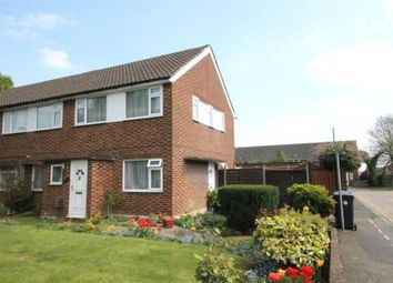 Thumbnail 2 bed flat to rent in Eagle Close, Enfield