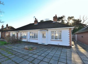 Thumbnail 2 bed semi-detached bungalow for sale in Springfield Gardens, Bickley, Bromley