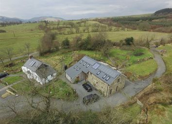 Thumbnail 3 bed farmhouse for sale in Blaenglanhanog And Ger Yr Hanog, Carno, Caersws, Powys