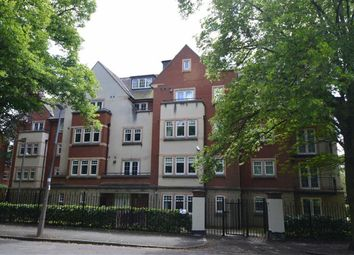 Thumbnail 2 bed flat for sale in Knighton Park Road, Leicester