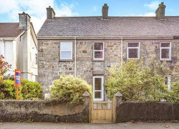 Thumbnail 4 bed end terrace house for sale in Tolvaddon, Camborne, Cornwall