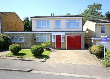 Thumbnail 4 bed detached house to rent in Manorville Road, Manor Estate