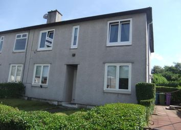 Thumbnail 2 bed flat to rent in Gilmerton Street, Glasgow