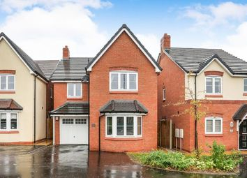 Thumbnail 4 bed detached house for sale in Sheepy Road, Atherstone, Warwickshire