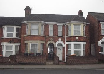 Thumbnail 3 bed terraced house to rent in London Road, Bedford