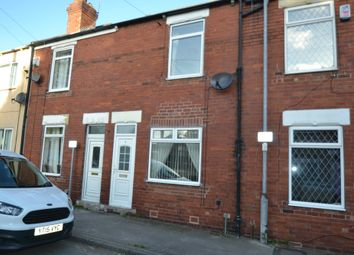 Thumbnail 2 bed terraced house for sale in Kenyon Street, South Elmsall, Pontefract