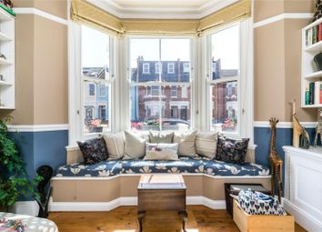 Thumbnail 3 bed flat for sale in Queensmill Road, London