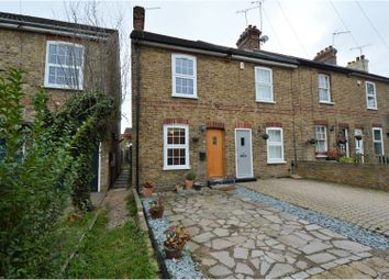 Thumbnail 2 bed end terrace house for sale in Nita Road, Brentwood