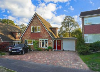 Thumbnail 4 bed detached house for sale in Woodbourne, Farnham