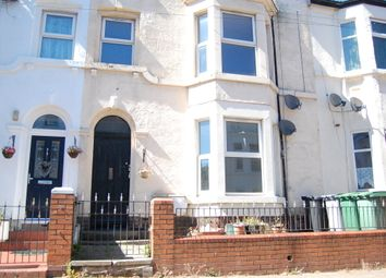 4 bed terraced house for sale in Tollemache Street, New Brighton, Wallasey CH45