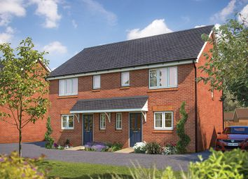 "Thumbnail 2 bed semi-detached house for sale in ""The Reydon"" at Stonebow Road, Drakes Broughton, Pershore"