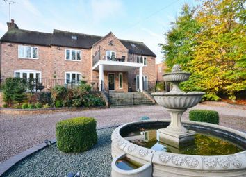Thumbnail 5 bed detached house for sale in Lakeside, Skegby Hall Drive, Skegby