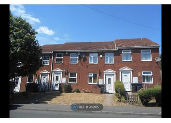 Thumbnail 3 bed terraced house to rent in Booth Street, Birmingham