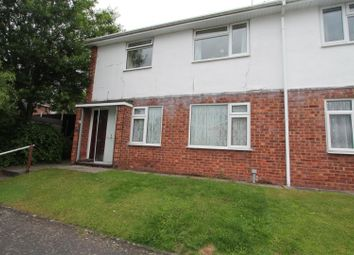 Thumbnail 2 bedroom flat for sale in Combe Close, Leicester
