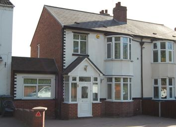 Thumbnail 3 bedroom semi-detached house for sale in Heath Lane, West Bromwich