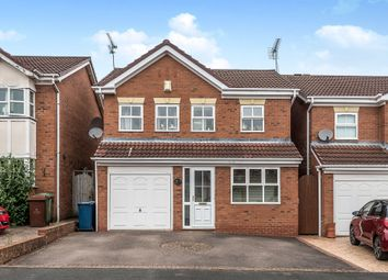 Thumbnail 3 bed detached house for sale in Christie Avenue, Castlefields, Stafford