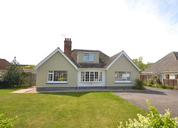 Thumbnail 5 bed bungalow for sale in Seaview Avenue, West Mersea, Colchester